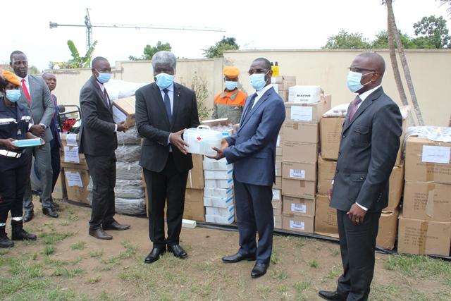 L'ONPC et l'AFETI ont signé  un mémorandum d'Entente (MOU)